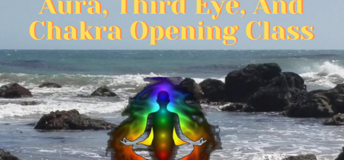 Aura Class by Photo Psychic Debbie Griggs